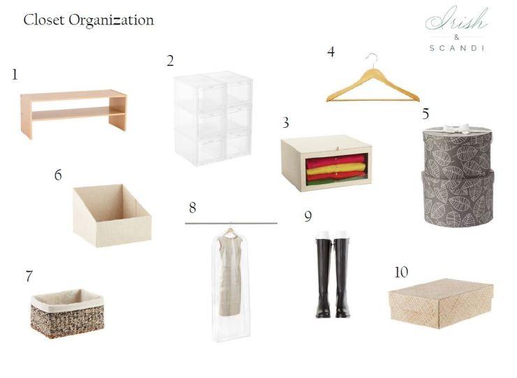 Closet Organization Photo